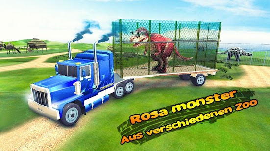 dino transport lkw simulator android spiele download. Black Bedroom Furniture Sets. Home Design Ideas