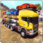 OffRoad Truck Car Transport Icon