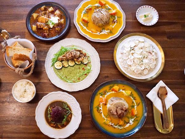 富穀沺Fugootain 多面貌完美精緻的米食料理,完全打破對網美店的刻板印象,不僅環境神美,餐點也不失水準