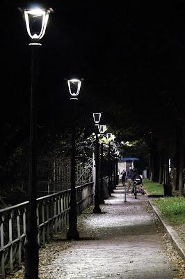 Notturno milanese di pandi
