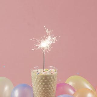 Birthday Cake Smoothie.