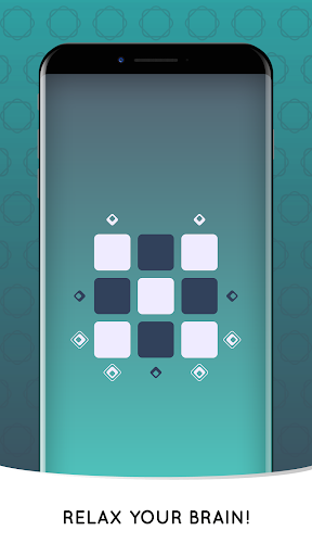 Zen Squares - Minimalist Puzzle Game screenshots 12