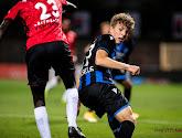 Cisse Sandra uit de eigen jeugdopleiding van Club Brugge wordt de vervanger van Siebe Schrijvers