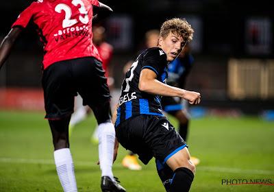 Eigen talent wordt de vervanger van Schrijvers bij Club Brugge