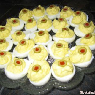 Deviled Eggs With Vinegar And Sugar Recipes