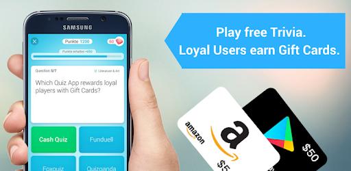 QUIZ REWARDS: Trivia Game, Free Gift Cards Voucher - Apps on Google Play