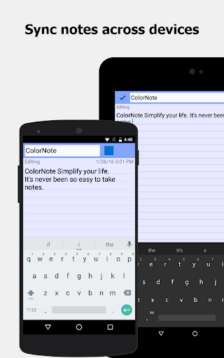 ColorNote Notepad Notes screenshot 8