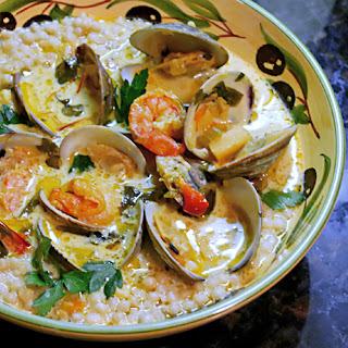 Mellen's Seafood Bourride