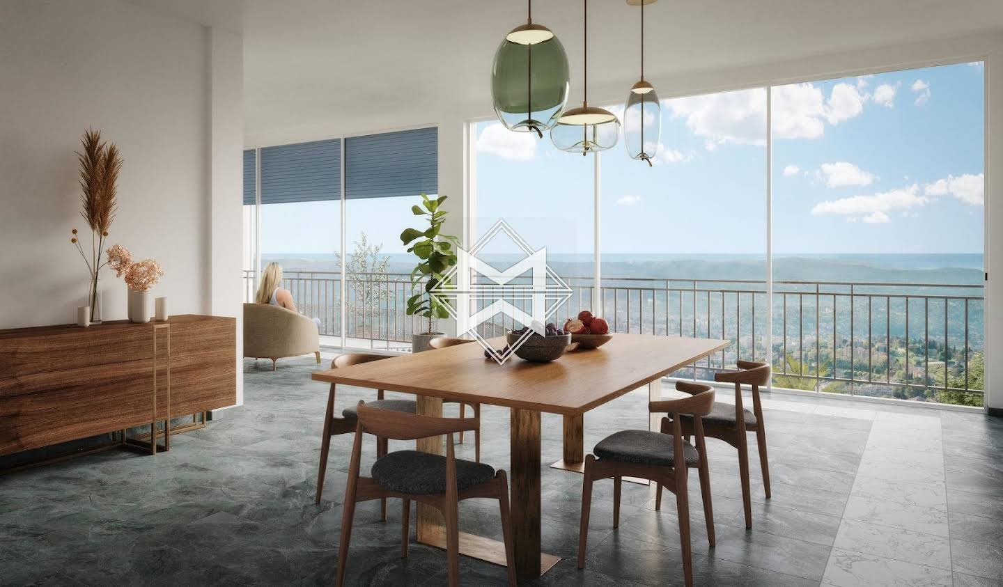 Apartment with terrace Grasse