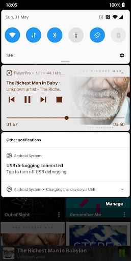 PlayerPro Music Player (Free) 5.19 Screenshots 7