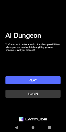 AI Dungeon modavailable screenshots 1