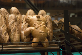 Photo: Boudin bread bear