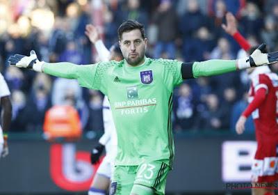 "Boeckx: ""Anderlecht m'a sorti de la merde"""