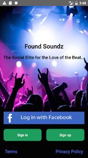 FoundSoundz - náhled