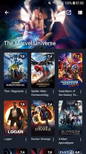 Moviebase: Discover Movies & Track TV Shows Screenshot