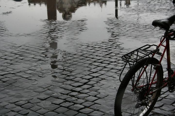 Roma sotto la pioggia di emidepo_1973