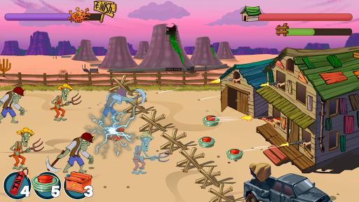 Zombies Ranch. Zombie shooting games screenshots 2