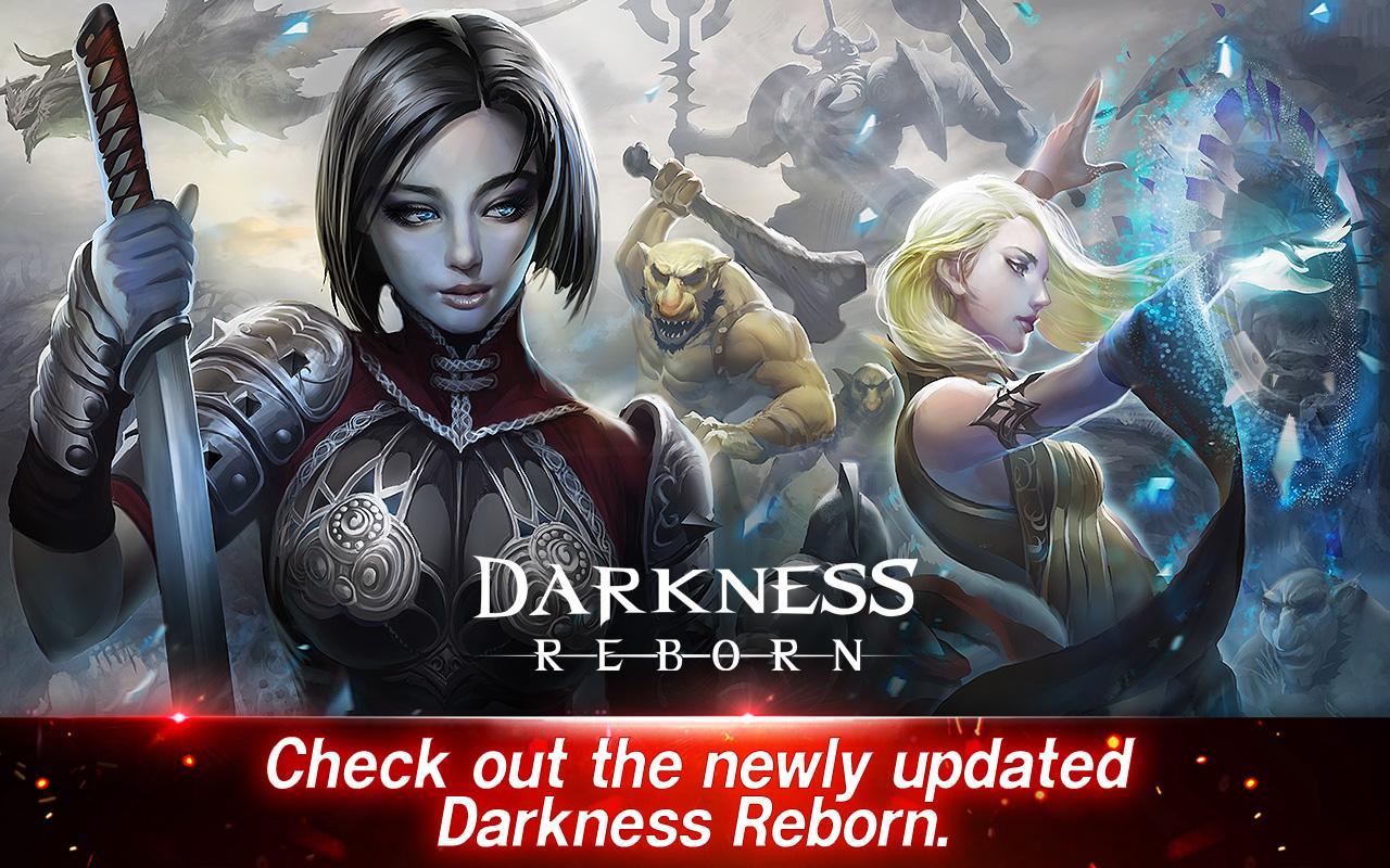 Screenshots of Darkness Reborn for iPhone