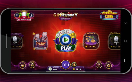 Gin Online - Free Online Card Game 1.0.5 screenshots 16