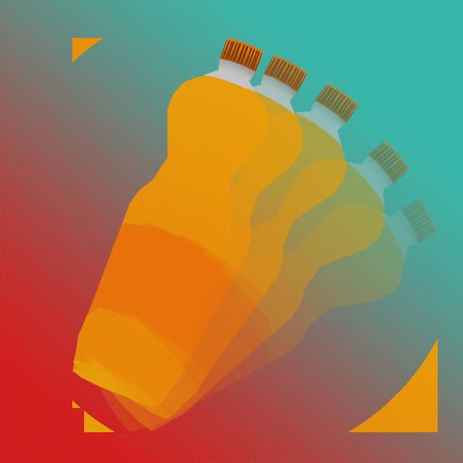 Extreme Bottle Flip Challenge