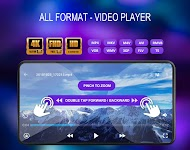 screenshot of Video Player All Format