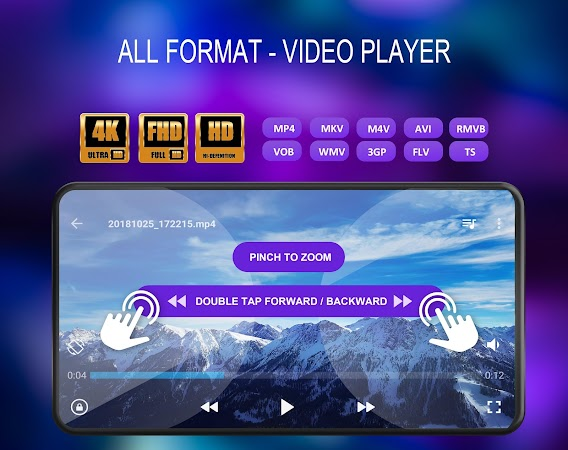Video Player All Format v1.5.8 [Premium Mod]