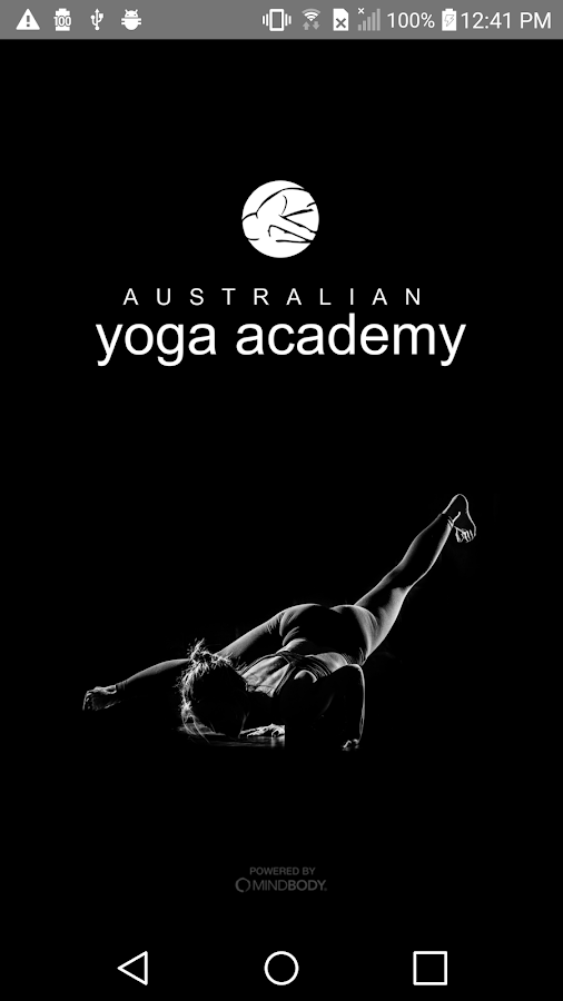 Australian Yoga Academy- screenshot