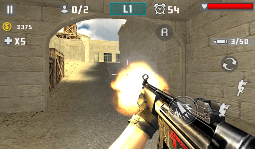Gun Shot Fire War 1.2.3 screenshots 12