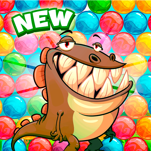 Bubble Shooter - Jurassic Arcade Game Android APK Download Free By Think Joy