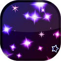 Glitter Star Live Wallpaper icon