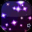 Glitter Star Live Wallpaper icon