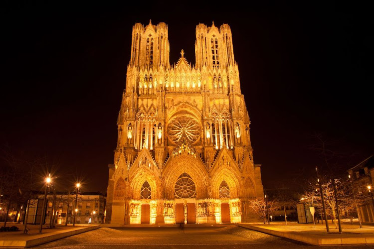 Notre-Dame of Reims.