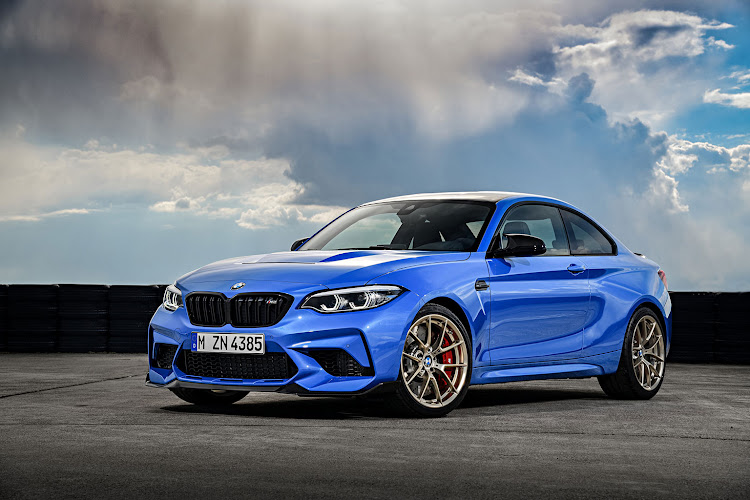 The all-new BMW M2 CS.