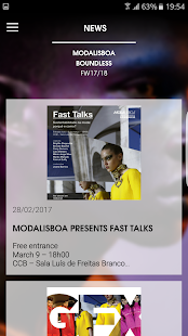 ModaLisboa- screenshot thumbnail