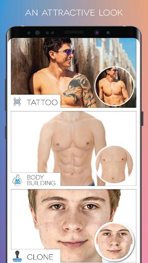 Fotogenic : Body & Face tune and Retouch Editor 1.2.5 screenshots 2