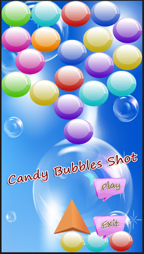 Candy Bubble Shoot