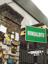 Photo: Todos los caminos llegan a Romualdito