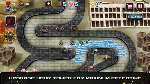 TD Zone: King Of Tower Defense Strike Rush 1.5 screenshots 4