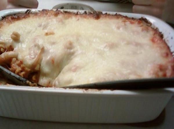 Baked Pasta Recipe
