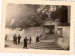 Photo: 10-2-40 Church entrance in Milec