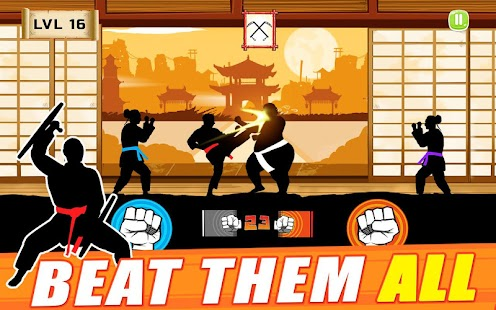 Karate Fighter : Real battles Screenshot