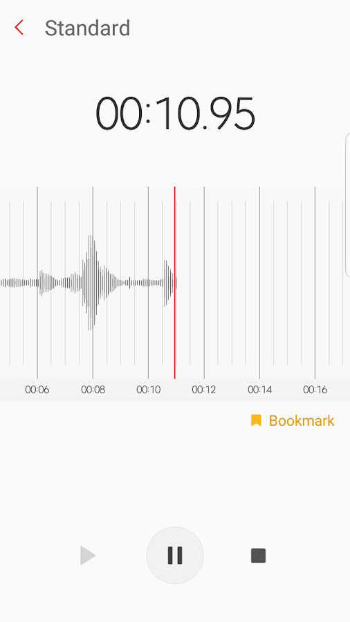 how to cut voice recordings on android