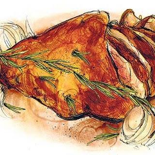 Roast Lamb with Rosemary Recipe