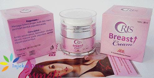 Cream Pengencang Payudara Herbal Dan Kulit Kendur Oris Breast Cream