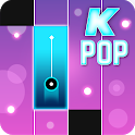 Kpop Piano Tiles 3 icon