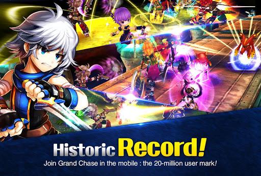 GrandChase M  screenshots 1
