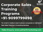 Corporate Sales Training Programs Mumbai - Yatharth Marketing Solutions
