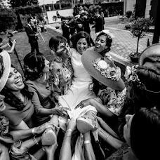 Wedding photographer Chomi Delgado (chomidelgado). Photo of 14.02.2018