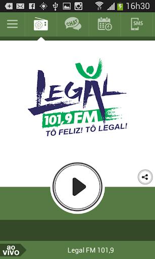 【免費音樂App】Legal FM 101,9-APP點子