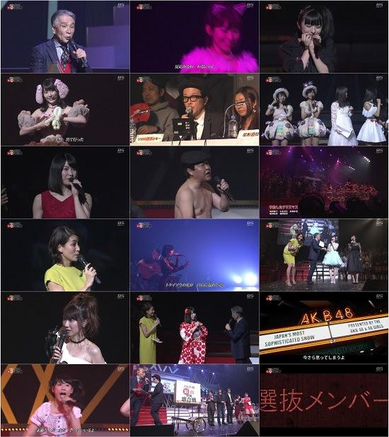 160117 第5回 AKB48紅白対抗歌合戦 (スカパー!)